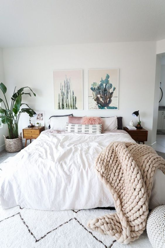 cozy bedroom decoration idea