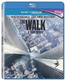 The Walk (2015) BluRay 480p 380MB Dual Audio [Hindi Cam Cleaned - English] MKV