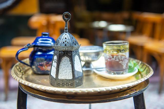 صورة كوباية شاي حلوة