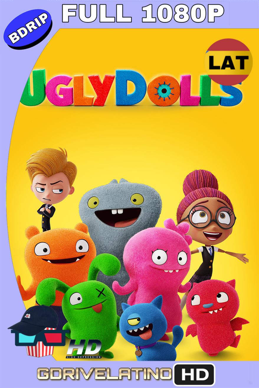 UglyDolls: Extraordinariamente Feos (2019) BDRip FULL 1080p (Latino-Inglés) MKV