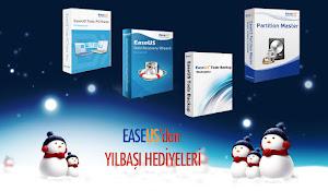EaseUS'dan Yılbaşı Kampanyası