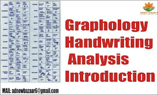 Graphology Handwriting analysis Introduction
