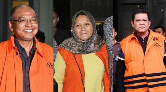 Tim Prabowo-Sandi Prihatin Kepala Daerah Pendukung Jokowi Korupsi