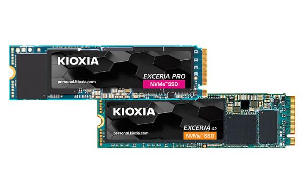 SSD NVMe KIOXIA EXCERIA PRO y G2