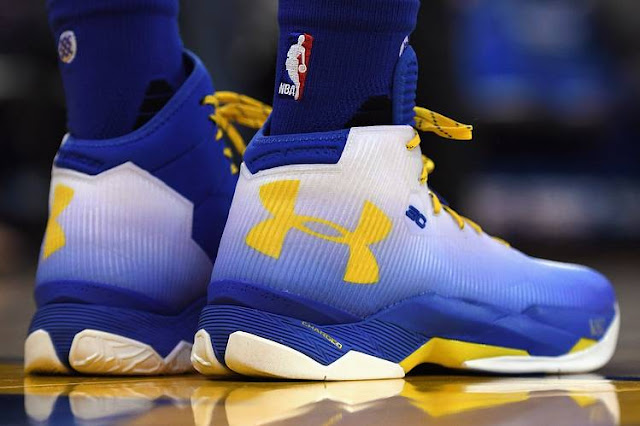 Stephen Curry hace perder a Under Armour 600 millones de dólares