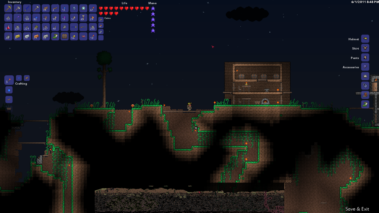 Terraria Can T Craft Slime Crown