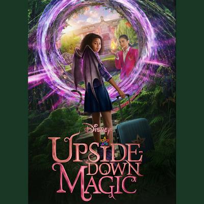 Disney Upside Down Magic Twitter Party
