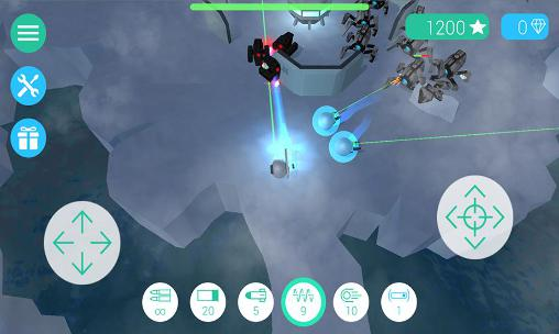 Download Game Android Cybersphere Apk Terbaru ~ PCGamesAndro