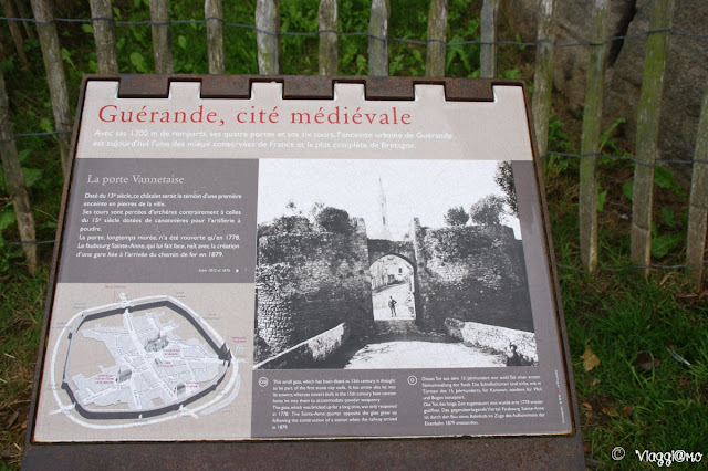 Storia delle fortificazioni di Guérande
