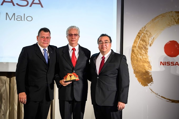 Automotores y Anexos S.A., representante de la marca Nissan en Ecuador, forma parte del selecto Club Samurai