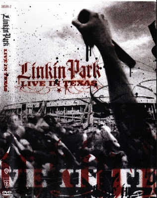 Linkin Park Live In Texas DVD R1 NTSC VO
