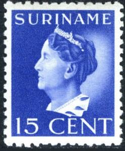 Queen Wilhelmina Suriname