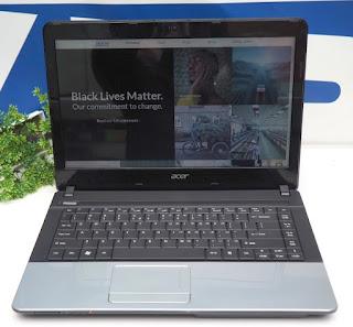 Jual Acer E1 421 Laptop Bekas