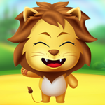 Palani Games Joyous Lion Cub Escape