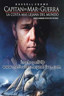 Capitán de mar y guerra: La costa más lejana del mundo (2003) HD 1080P  Latino-Inglés  [Google Drive] LachapelHD