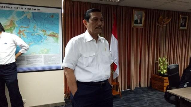 Anies Positif Covid-19, Luhut Diusulkan jadi Plt Gubernur DKI