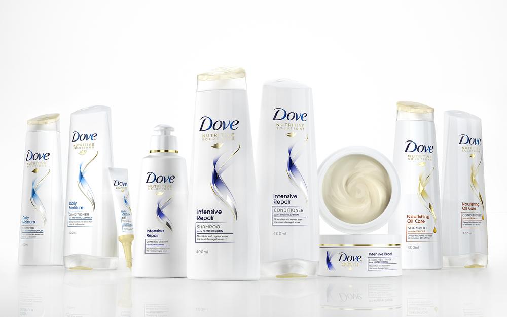Sesi Penjagaan Rambut Dengan Dove | Dove Hair Care Range