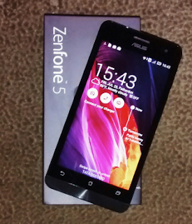 Cara Mudah Flash Asus Zenfone 5 A501CG Via Fastboot/SDCard Tanpa PC, Tested 100% Sukses