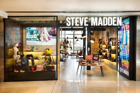 Autorizar Sociología traicionar  mylifestylenews: Steve Madden Opens Asia's first Digitized ...