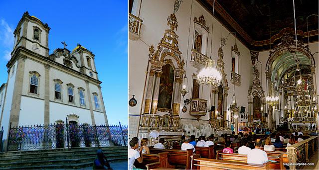 Igreja do Bonfim, Salvador, Bahia