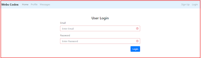 A Complete Login and Authentication Application Tutorial for CakePHP 4  Part-4