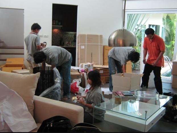 Dịch vụ chuyển nhà tại quận Hoàng Mai