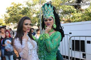 IMG 9868 - 13ª Parada do Orgulho LGBT Contagem reuniu milhares de pessoas
