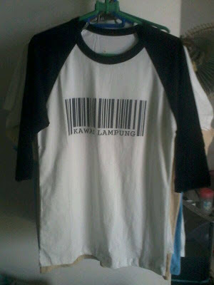 Kaos Hasil Sablon DTG (Direct to Garment)