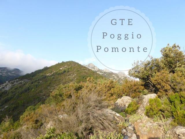 La quarta tappa della GTE da Poggio a Pomonte