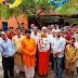 मौनी कुटीर धाम में गुरू पूजन कार्यक्रम का आयोजन