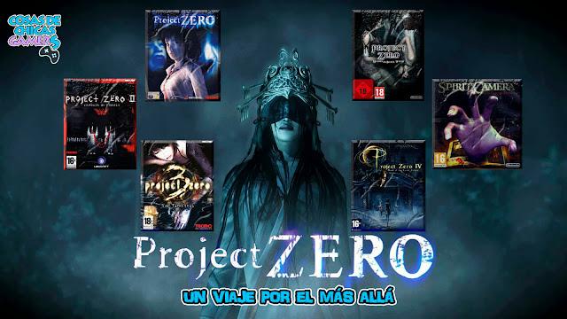 Project Zero 20 aniversario un viaje por el más allá