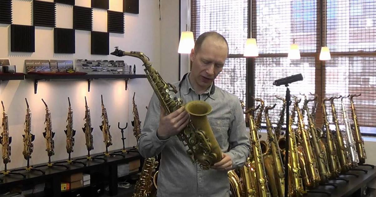 Bán Kèn yamaha alto saxophone yas-82z cam kết giá rẻ