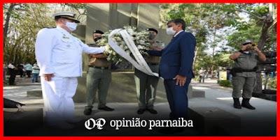 Durante comemorações do dia do Piauí, em Parnaíba, governador ouviu vaias