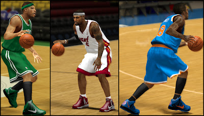 Download NBA 2K13 Nike Air Max Hyperaggressor Series