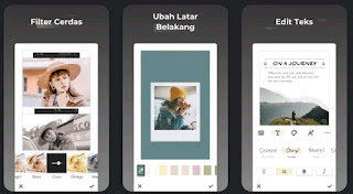 Aplikasi edit stories instagram