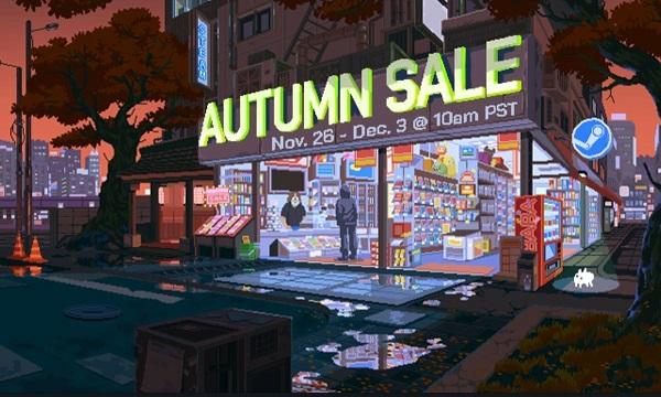 تخفيضات الخريف متوفرة الآن على متجر Steam