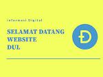 Selamat Datang di Website Dul