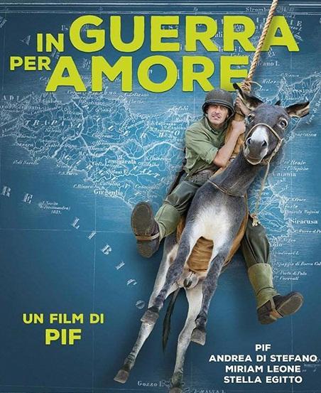 In guerra per amore [2016] [DVD9] [PAL] [Castellano]