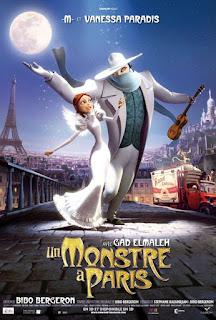 Un monstru la Paris Online filme online copii