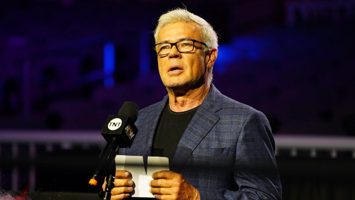 """Eric Bischoff planejou sua """"morte"""" na WCW"""