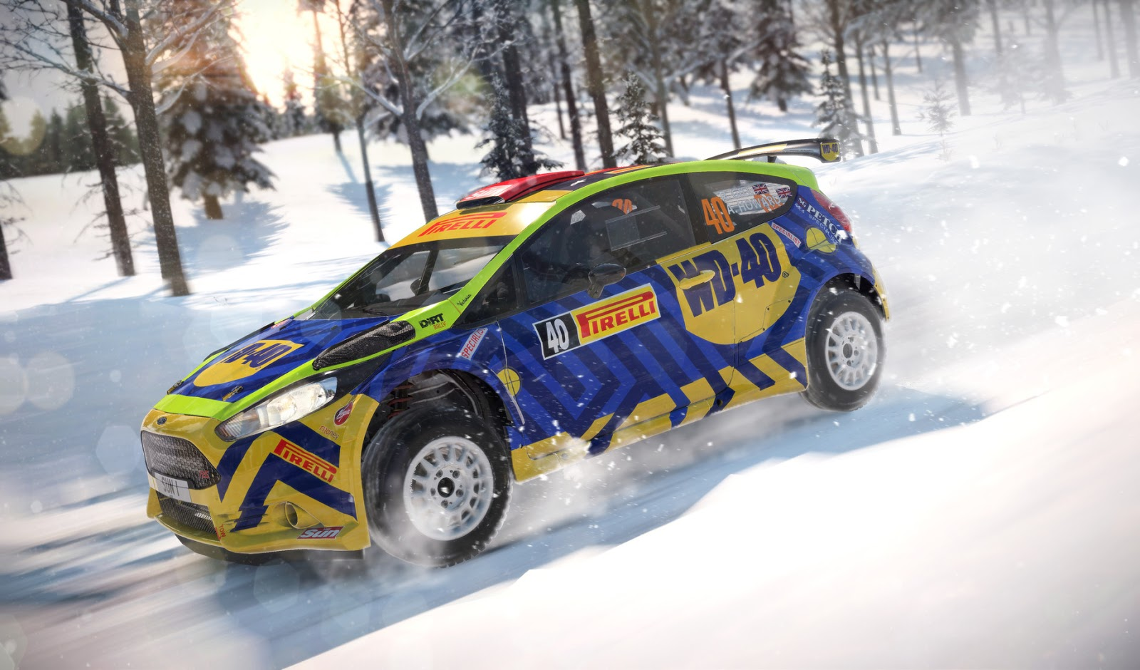 DiRT 4 ESPAÑOL PC (RELOADED) + Update v1.06 (BAT) + REPACK 5 DVD5 (JPW) 7