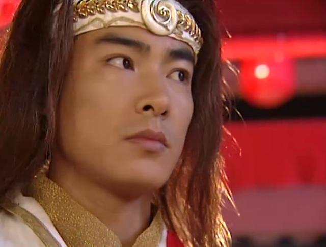 wedding scene ep4 Xiao Shi Yi Lang 萧十一郎 2002