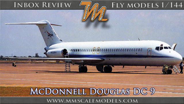 McDonnell Douglas DC 9 -32 NASA