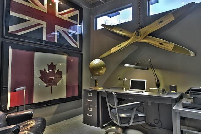ห้องทำงาน Global Style