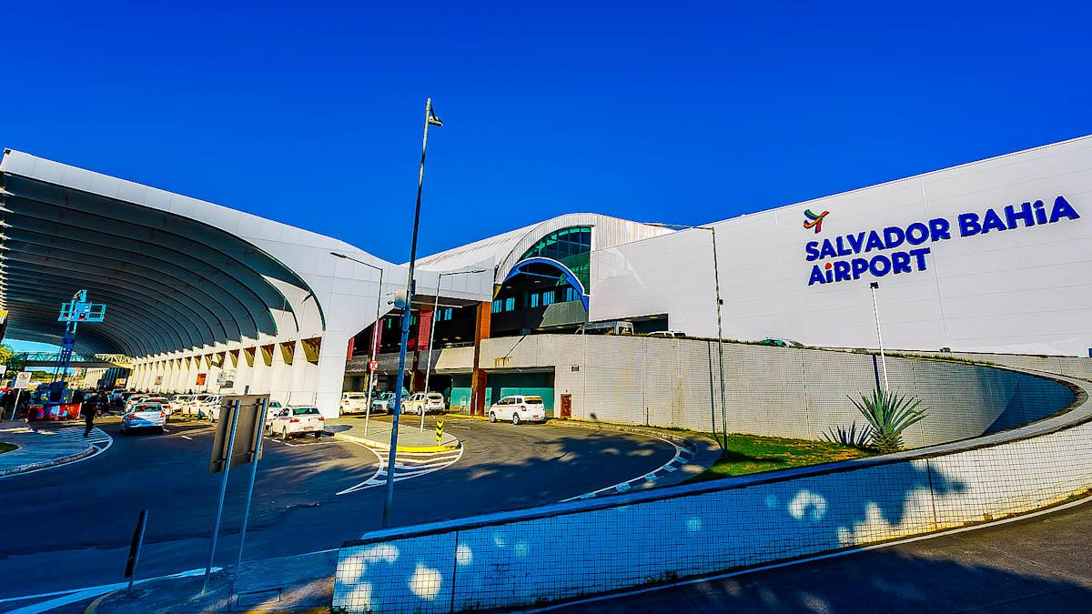 Salvador BahiaAirport