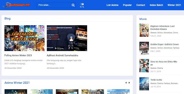 5 Situs Nonton dan Download Anime 5