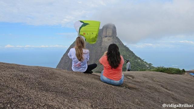 Pedra da Gávea no Rio de Janeiro