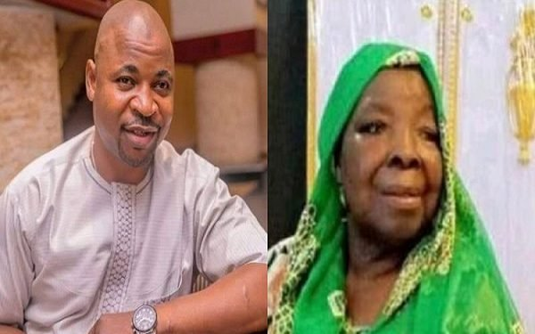 Elegushi condoles with MC Oluomo over his mother death