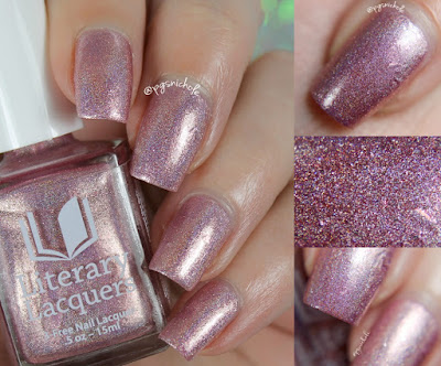 Literary Lacquers Mayhaps You Is | Make Your Stand Collection