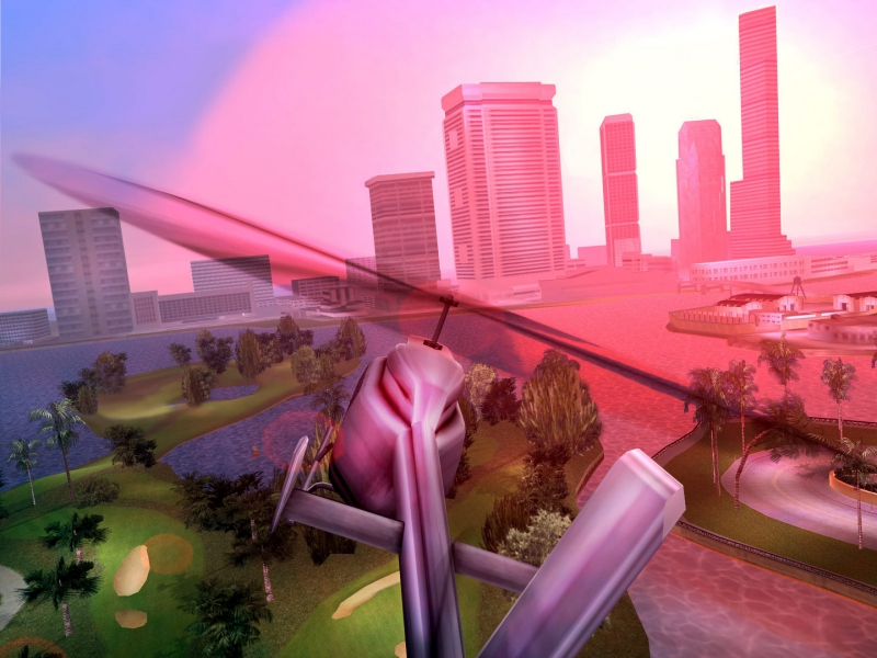 GTA Vice City Highly Compressed Free Download